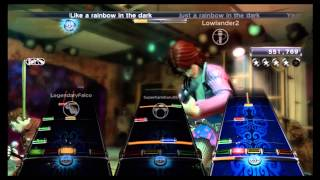 Rainbow in the Dark by Dio Full Band FC #296
