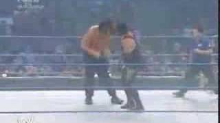 undertaker vs great khail