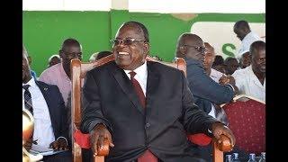 Judge Jackton Ojwang' rules in favour of Homa bay Governor Cyprian Awiti