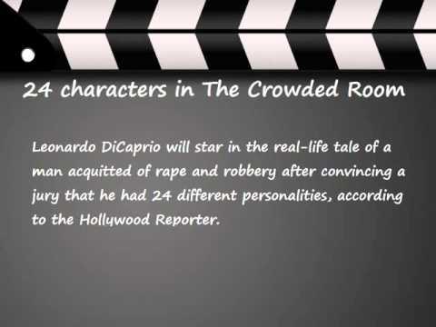 Leonardo DiCaprio Next Movie after The Revenant (The Crowded Room ...