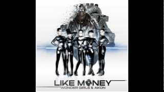 Like Money By Wonder Girls (원더걸스) ft Akon [MP3 + DOWNLOAD LINK IN DESCRIPTION]