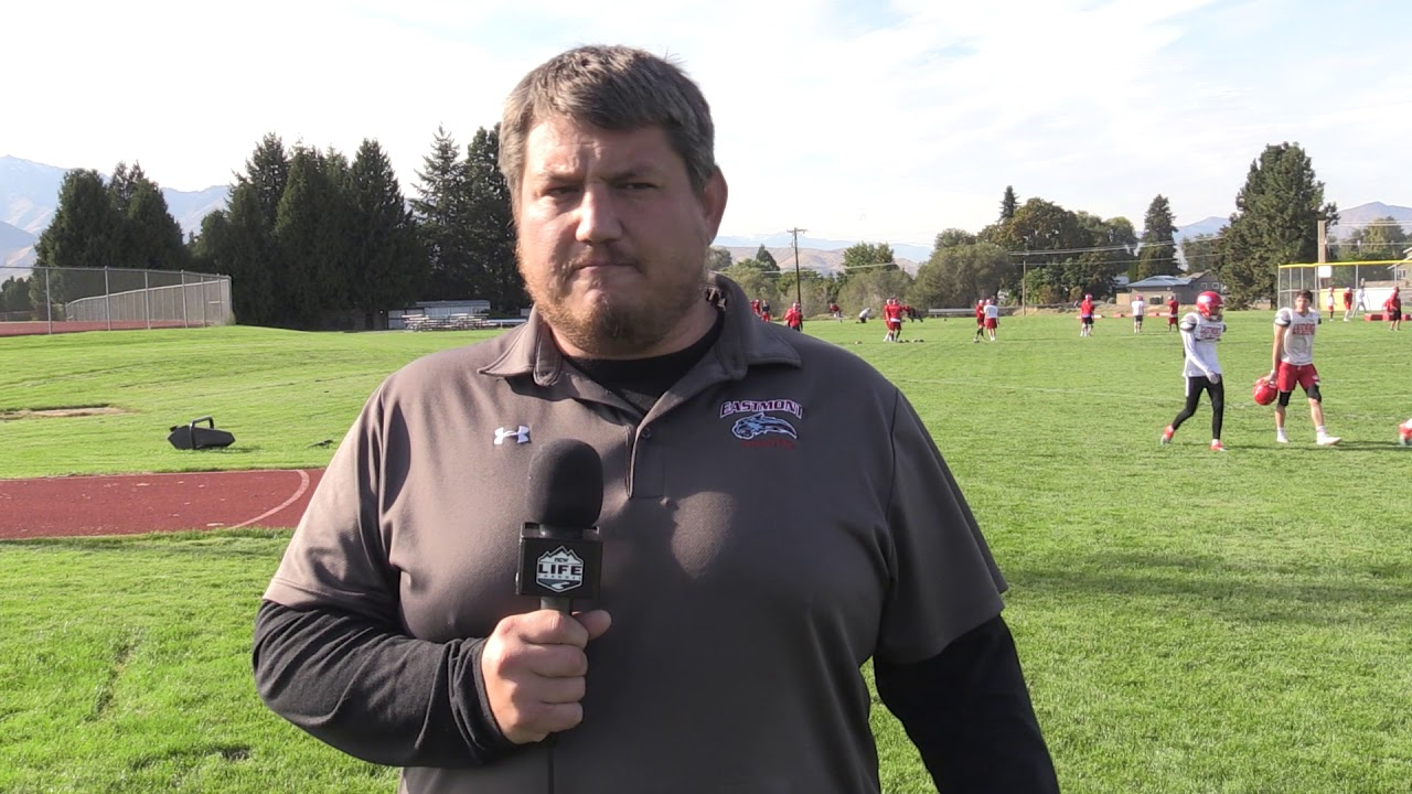 Eastmont Coach Michael Don on West Valley 2019-10-03
