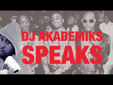 DJ Akademiks talks Migos-Joe Budden situation