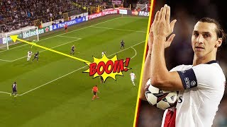 100 Crazy Powershot Goals In Football