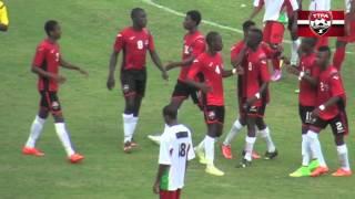 Trinidad and Tobago vs Guadeloupe Highlights