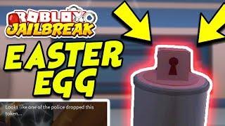 Roblox Jailbreak SECRET EASTER EGG QUEST FOUND!? *SECRET JAILBREAK GAME*