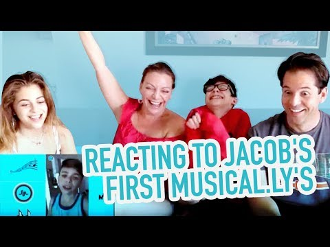 REACTING TO KING JACOB'S FIRST MUSICAL.LYS!!!