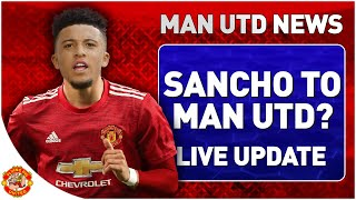 Sancho Deal Soon? £150 Million Summer Spend Man Utd Transfer News LIVE