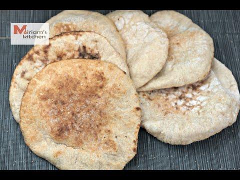 Balady Bread عيش بلدي مصري بالردة Youtube