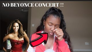 I CANT BELIEVE IT ... I MISSED THE BEYONCE CONCERT   IAMJUSTAIRI