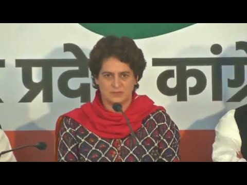 Priyanka Gandhi cancels presser, prays for CRPF jawans killed in J&K