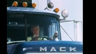 Moonfire: '70s Trucker movie