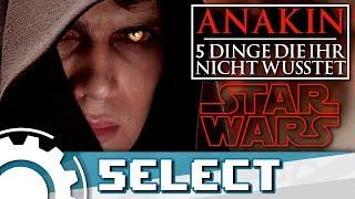 Star Wars: Das ist Anakins Vater & andere Fakten, die ihr nicht wusstet