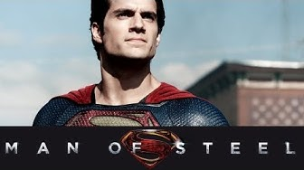 """MAN OF STEEL"" 