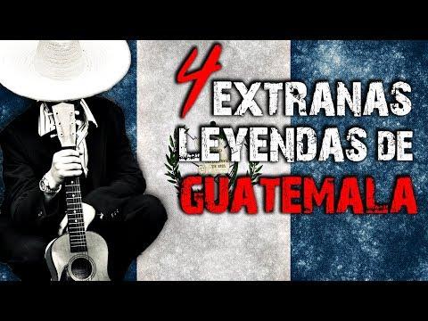 4 Extrañas Leyendas de Guatemala │ MundoCreepy │ MaskedMan