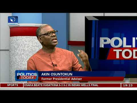 Former Presidential Aide Backs Proposed Electoral Act Amendments Pt.2 |Politics Today|