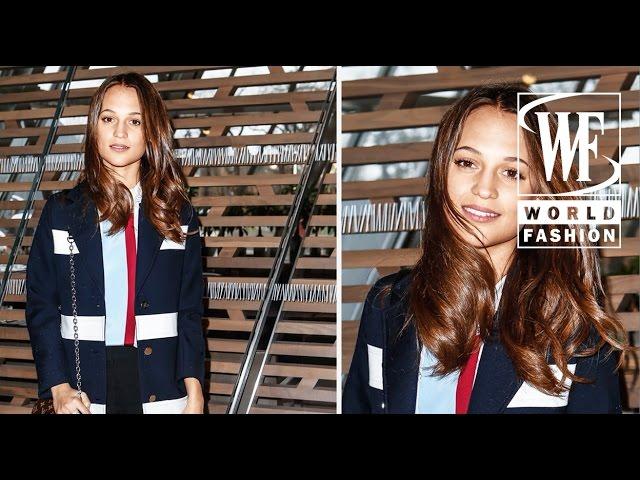 Front Row Louis Vuitton Fall-Winter 16-17
