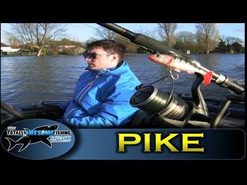 Wraysbury - Big Pike fishing Venue - TAFishing