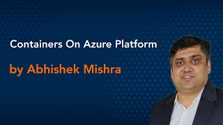 Containers On Azure Platform