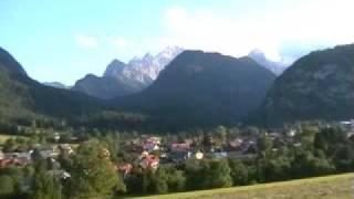 Mojstrana - Alpy Julijskie - Słowenia