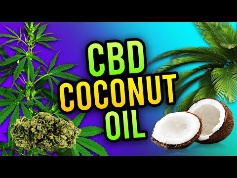 How to make CBD Coconut oil using CBD Flower.