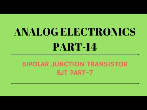 Engineer Tree : download PDF notes of analog electronics