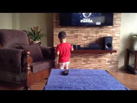 Desiigner - Panda Dance Cover (Kid Kills It) 🔥