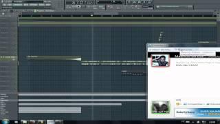 Nando K Producer Feat. Mc Maiquinho - Safada Eletro Funk 2012. FL STUDIO