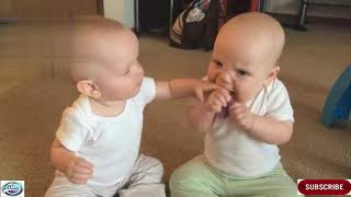 Try Not to Laugh - Funny Baby Video 2020 - Cutest Babies Ever)