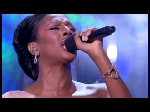 Alexandra Burke Hallelujah Live on Songs of Praise Big Sing 1/1/12