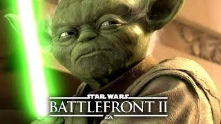 Star Wars is a Glitchy Mess - Battlefront 2 Gameplay (w/Jacob, Farley)