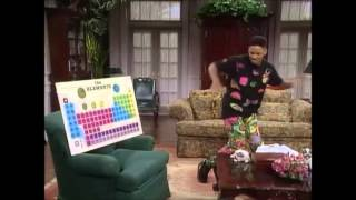 The Fresh Prince of Bel-Air: Will Smith Studies the Periodic Table thumbnail