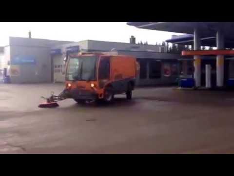 Balayeuse MFH 5000 / Street Sweeper, Kehrmaschine, Balai de Rue