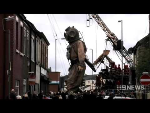 Street Giants | 9 News Perth