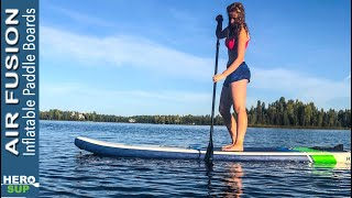 Paddleboarding in Kenai Peninsula