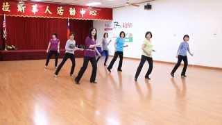 Water Under The Bridge - Line Dance (Dance & Teach)