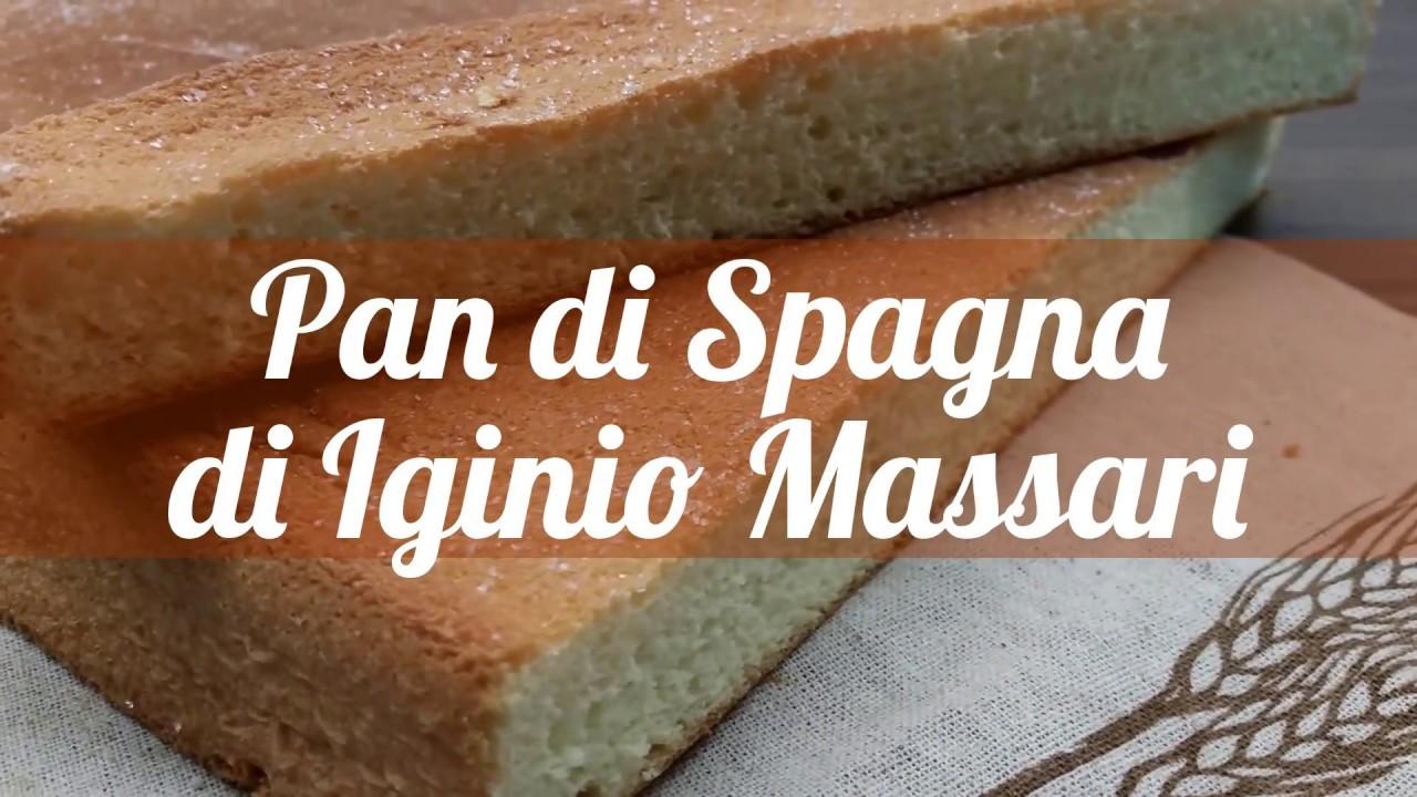 Pan di spagna classico di iginio massari ricetta youtube - Glassa a specchio su pan di spagna ...