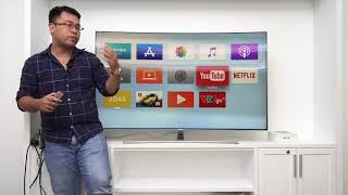 5 điểm đáng chú ý trên Apple TV 4K 2017