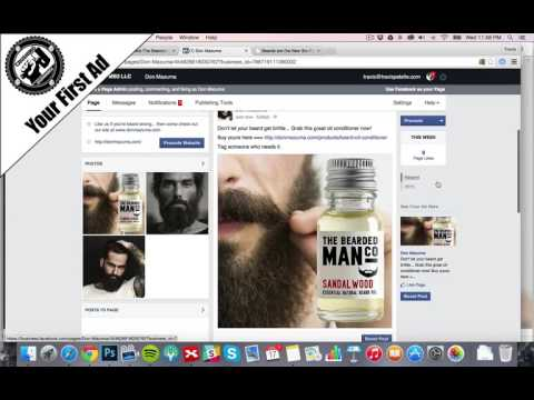 Creating Your 1st Facebook Ad - Crushing E-Commerce - Lesson 15