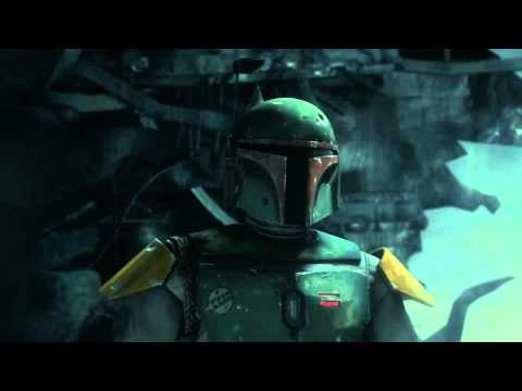 Star Wars - The Force Unleashed Cinematic Cut Scene