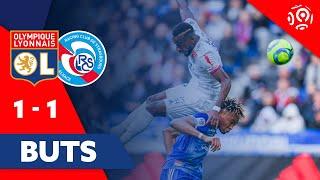 VIDEO: Buts OL - Strasbourg | L1 Conforama | Olympique Lyonnais