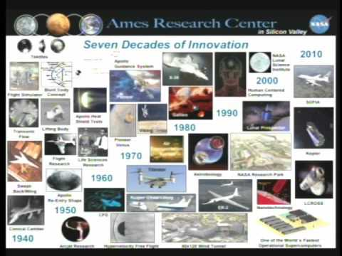 Jack Boyd: The History of NASA Ames