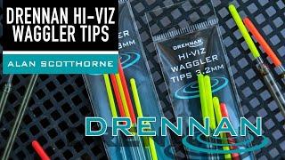 Drennan Hi-Viz Waggler Tips