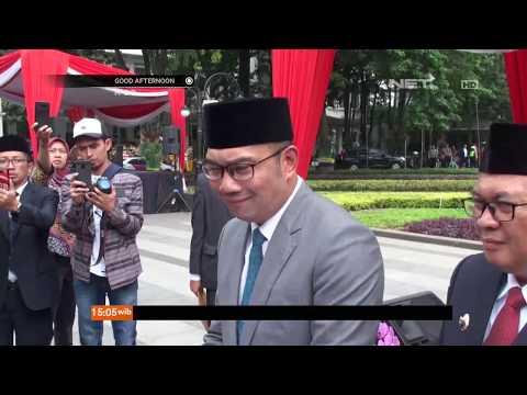 Ridwan Kamil Ditunjuk Menjadi Dewan Pengarah Tim Kampanya Jokowi Ma'ruf Amin Mp3