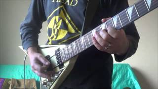 Amon Amarth - The Hero Guitar Cover