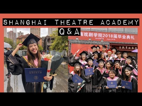How I Got Into Shanghai Theatre Academy Q&A | 上海戏剧学院 | Jenny Zhou 周杰妮