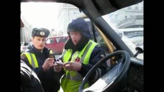 ГАИ Калининград оторвали Железный-Аргумент.рф..