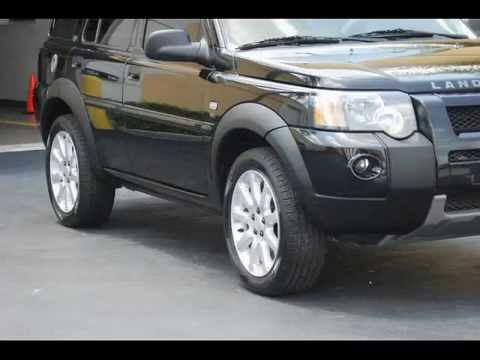 2005 LAND ROVER FREELANDER - YouTube