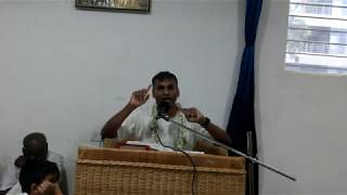 ISKCON SKBC- Mokshada Ekadashi Lecture - Summary of all the 18 Chapters of Bhagavad Gita As it is