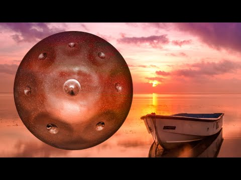 Relaxing Hang Drum Music | Positive Energy | Good Vibes | 432 Hz | ♬051